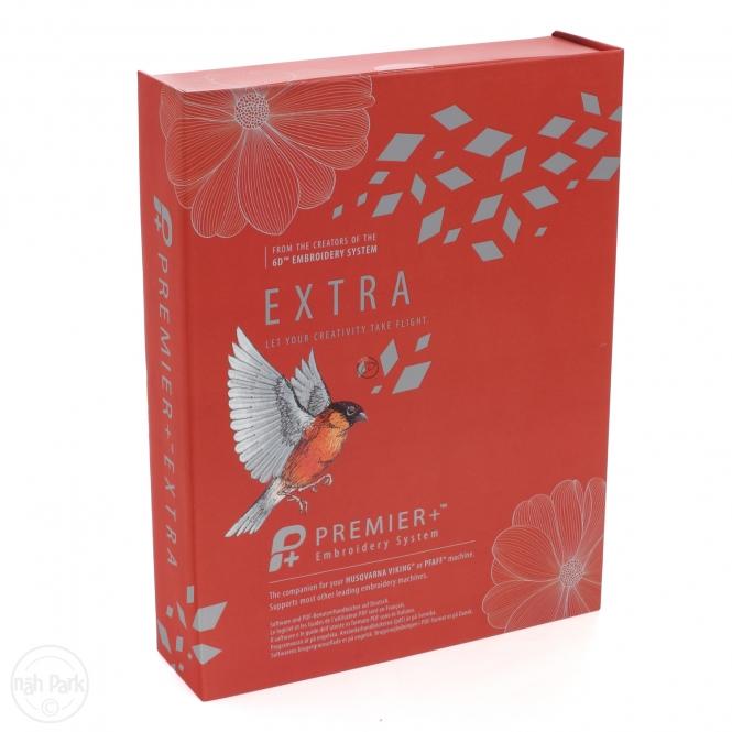 Premier+ Extra für Pfaff und Husqvarna