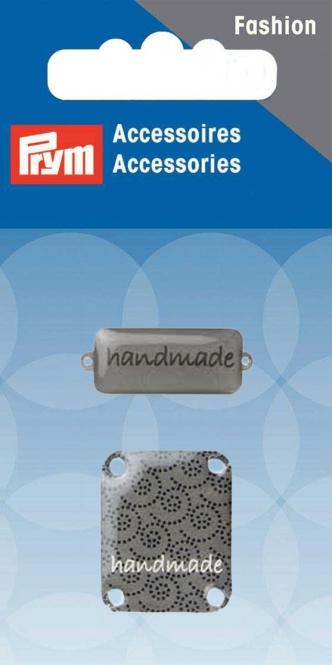 Prym Handmade Pins grau