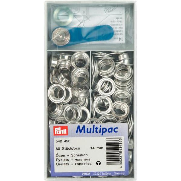Prym Multipac Ösen und Scheiben