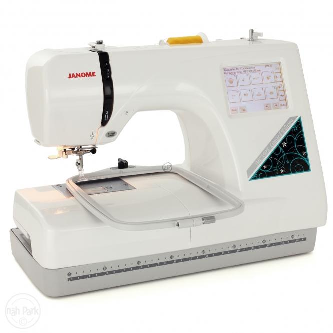 Janome Memory Craft 350E Limited Edition