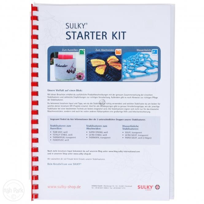Sulky Starter-Kit Stabilisatoren