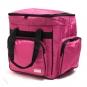 TUTTO Overlocktasche pink