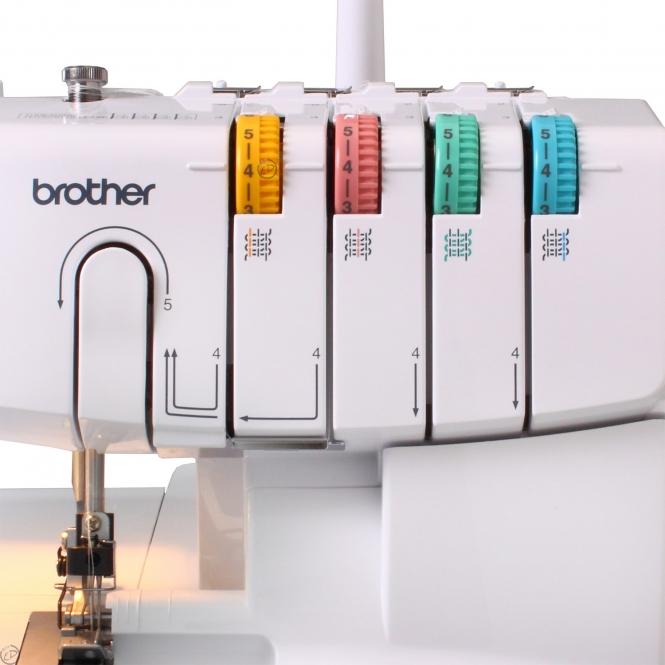 brothers overlock machine