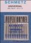 SCHMETZ Universal Nadeln 10er Pack Stärke 70-100