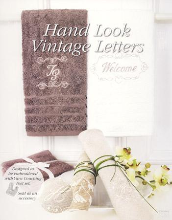 HUSQVARNA Multiformat CD 236 Hand Look Vintage Letters