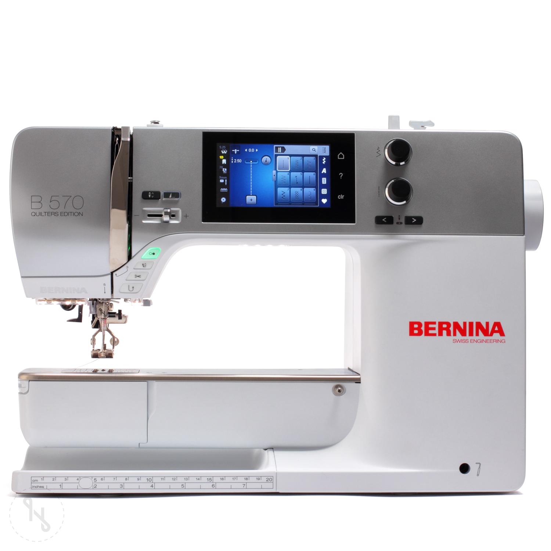 BERNINA B 570 QE