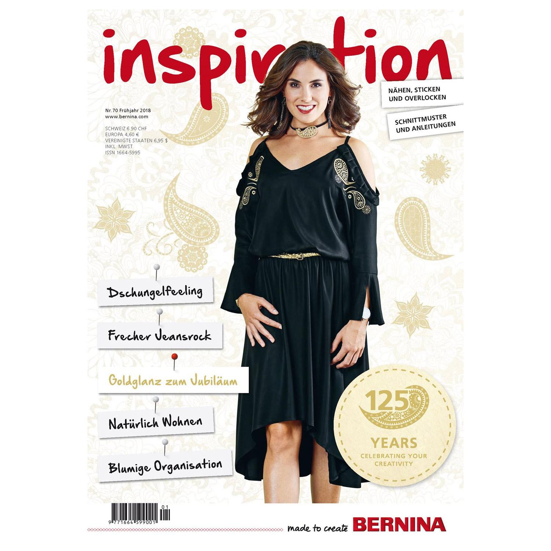 BERNINA Inspiration Nr. 70