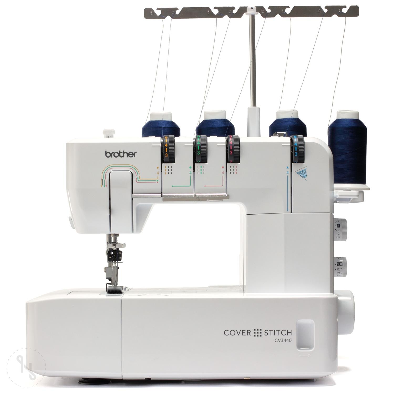BROTHER CV3440 Cover Stitch Ausstellungsmaschine