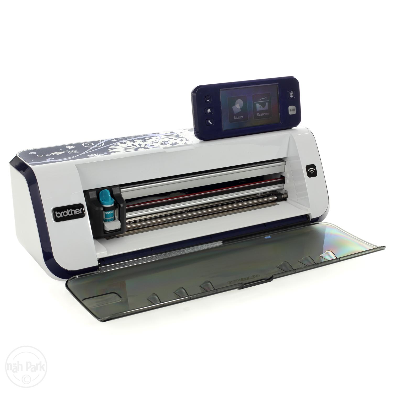Schneideplotter BROTHER Schneideplotter ScanNCut CM900 im nähPark kaufen