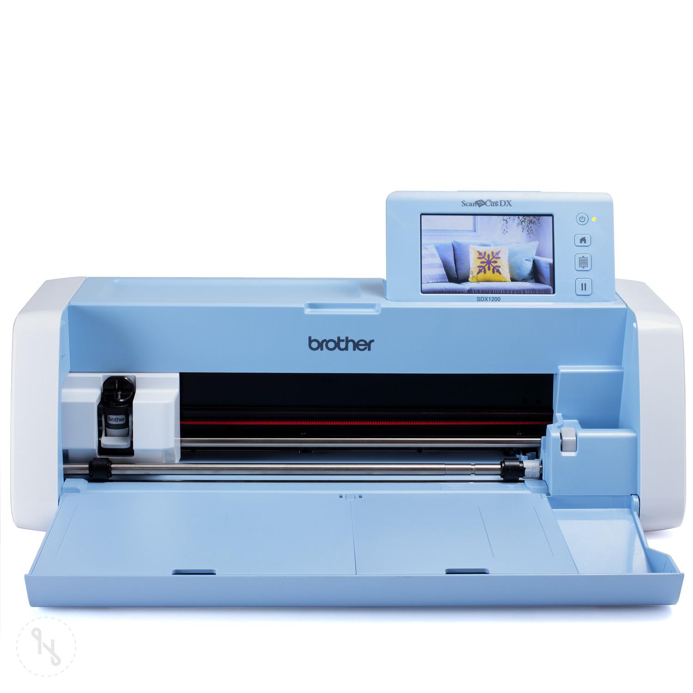 BROTHER Schneideplotter ScanNCut SDX1200 mit Videotraining