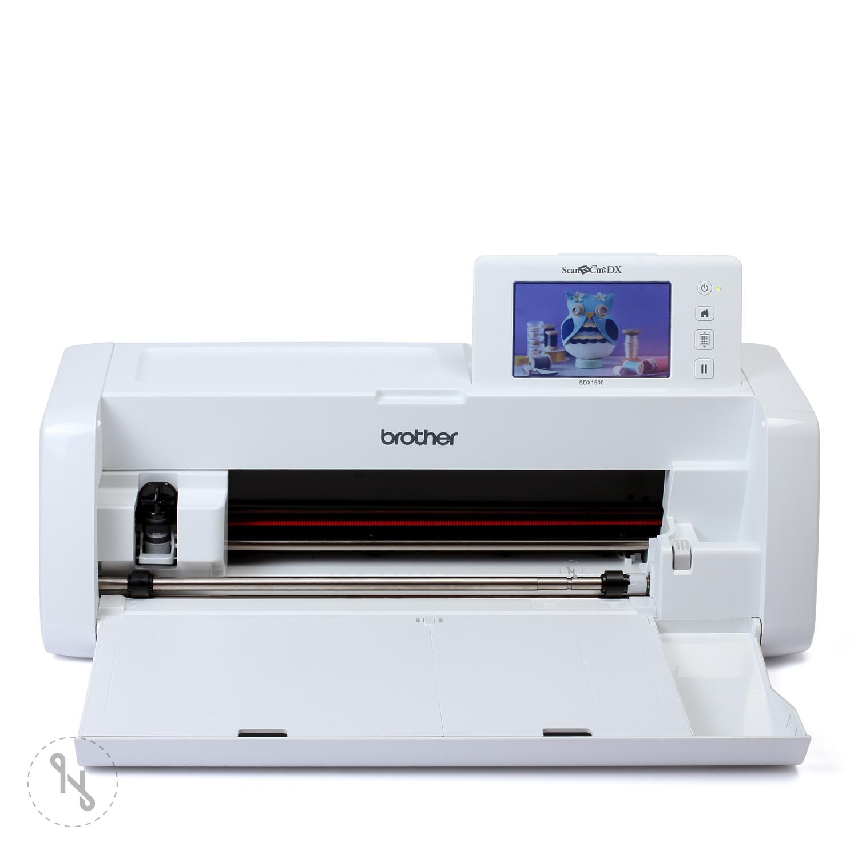 BROTHER Schneideplotter ScanNCut SDX1500