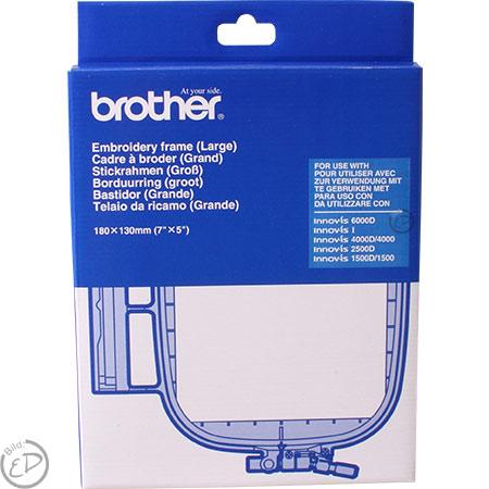 BROTHER Rahmen Set XL 180 mm x 130 mm