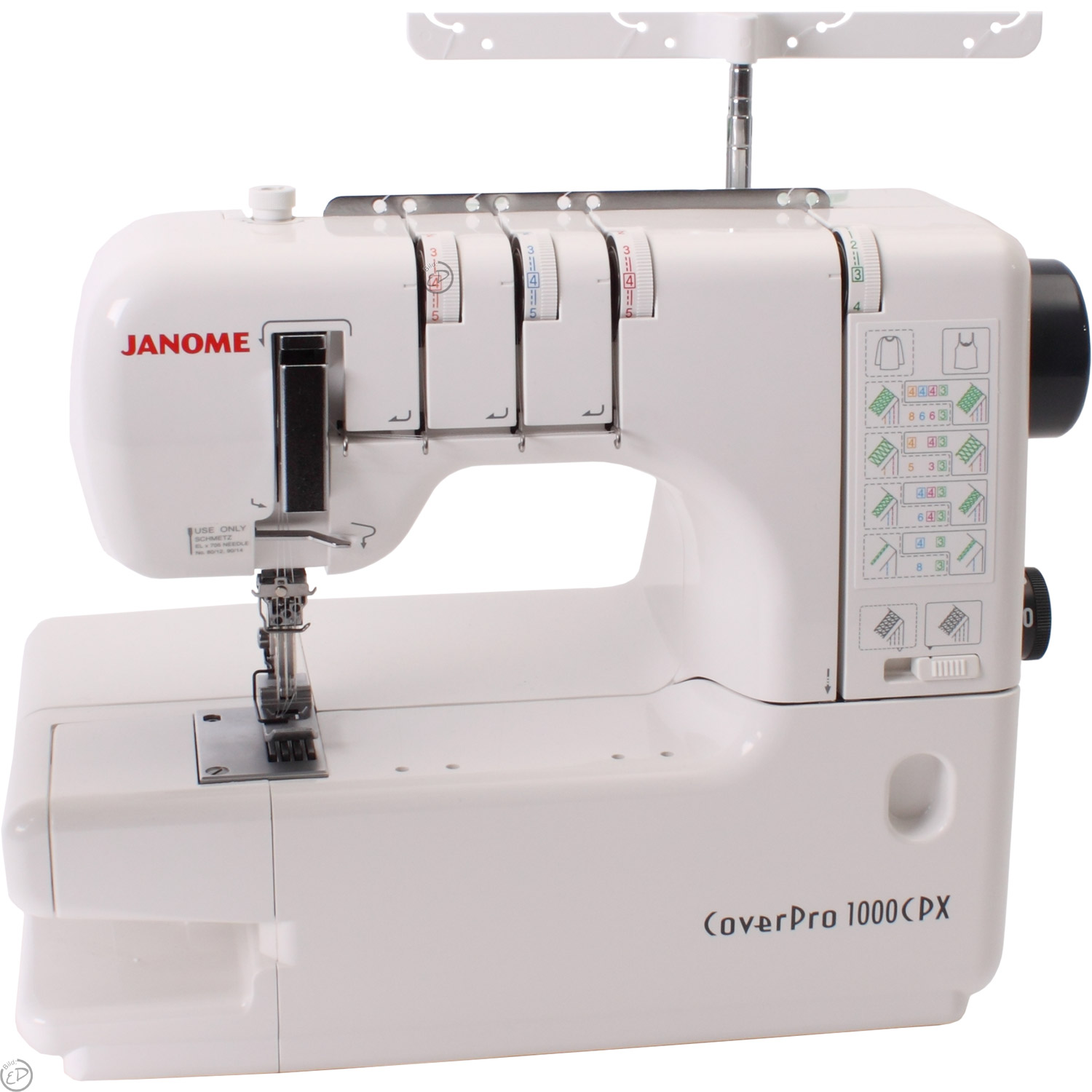 Covermaschine Janome Cover Pro 1000 CPX im nähPark kaufen