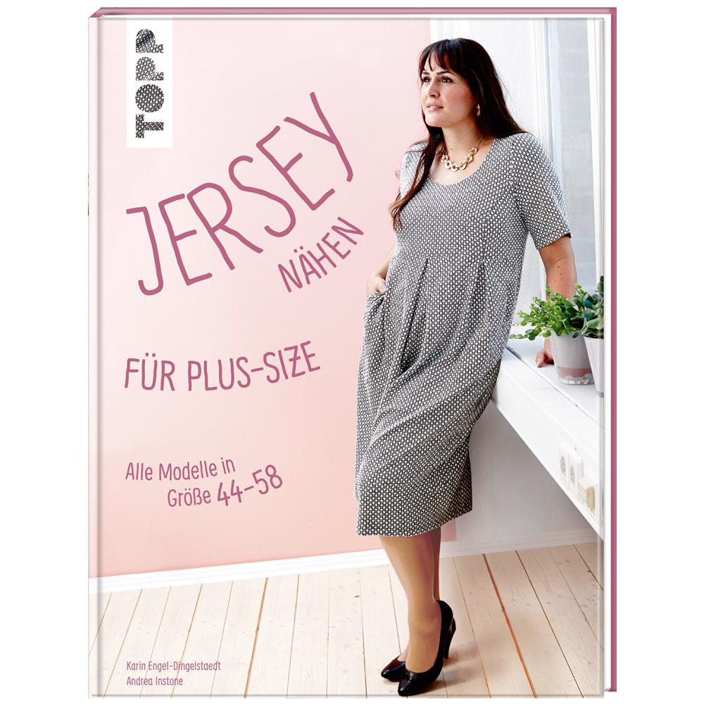 TOPP Jersey nähen für Plus-Size