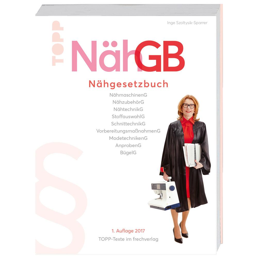 TOPP NähGB - das Nähgesetzbuch