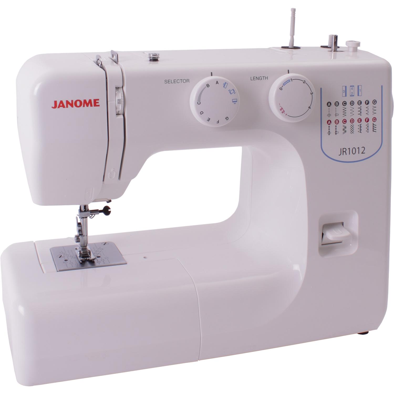 Nähmaschine Janome JR 1012 im nähPark kaufen ~ Nähmaschine Für Anfänger Empfehlung