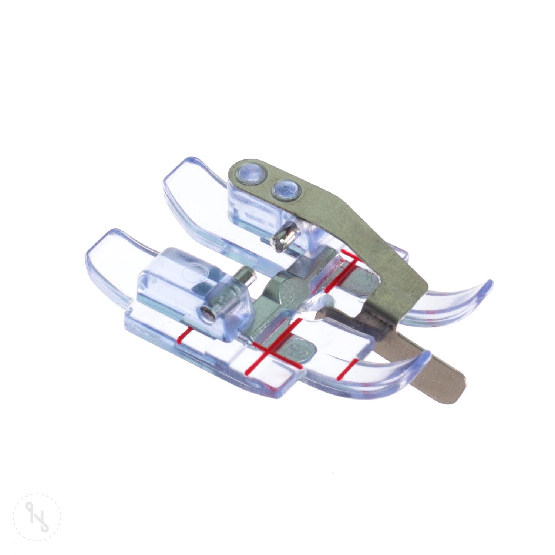 PFAFF Klarsichtfuß für Nähen in der Naht für IDT