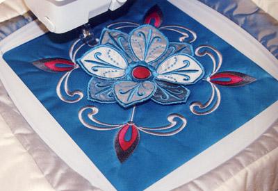 PFAFF Creative Quilters Hoop 20x20 cm