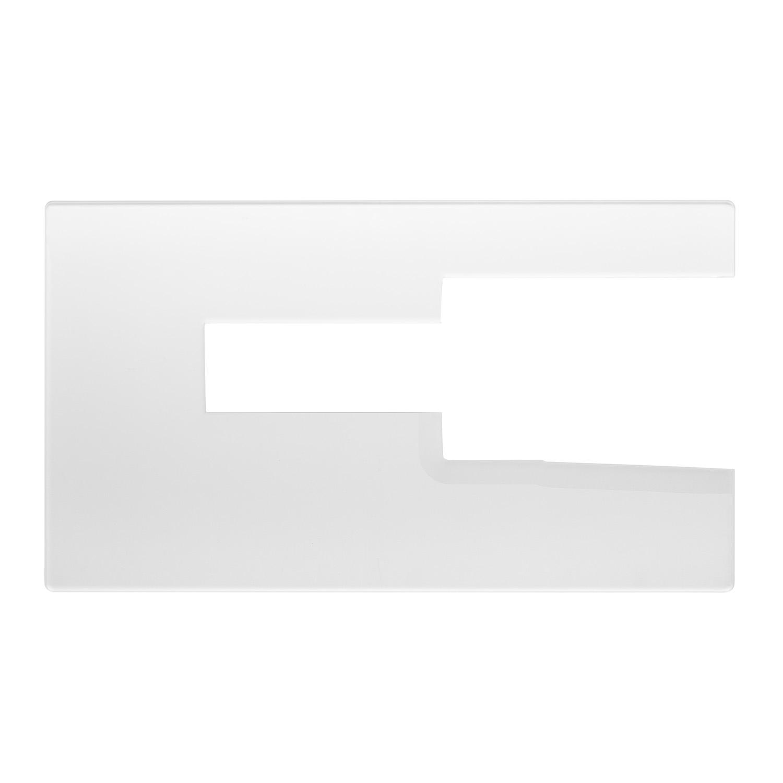 RMF Freiarmeinlage aus Plexiglas