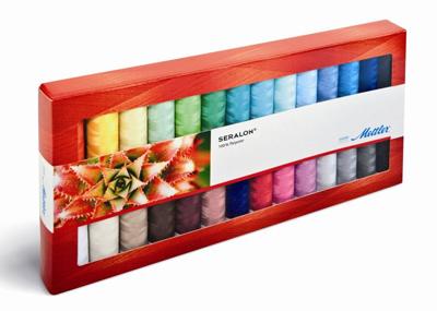 METTLER Farbkit Seralon 28 Farben 200m