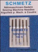 SCHMETZ Top-Stitch Nadeln 5er Packung