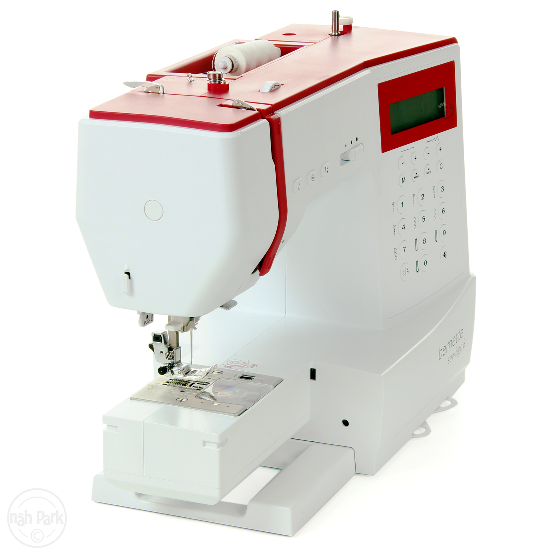 Nähmaschine Bernette sew & go 8 Ausstellungsmaschine im nähPark kaufen