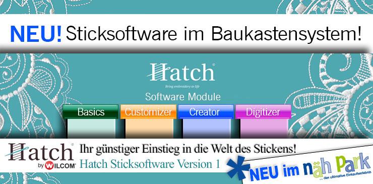 3B-Wilcom Hatch Software