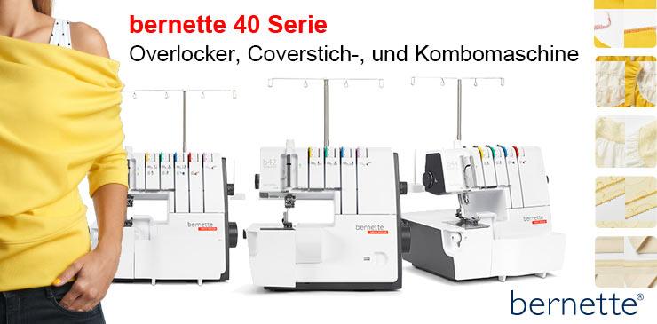 3 Bernette 40-Serie
