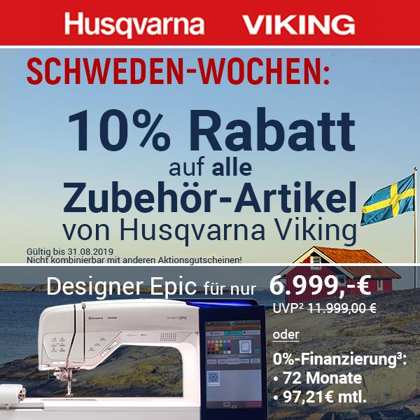 0 Husqvarna Schweden Wochen xs + sm