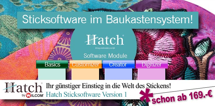 6 Wilcom Hatch Software
