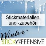 Winter-Stickoffensive 2017 - Kategorie Stickzubehör