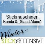 Winter-Stickoffensive 2017 - Kategorie Stickmaschinen