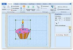 Pfaff Premier+ 2 Intro Embroidery